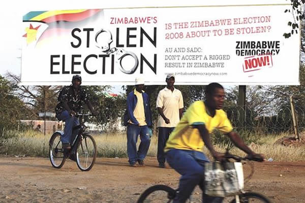 Zimbabwe Electoral Commission Vacancies and Related Topics
