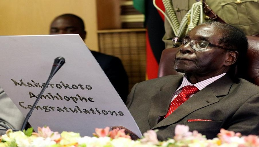 prime minister for Zimbabwe
